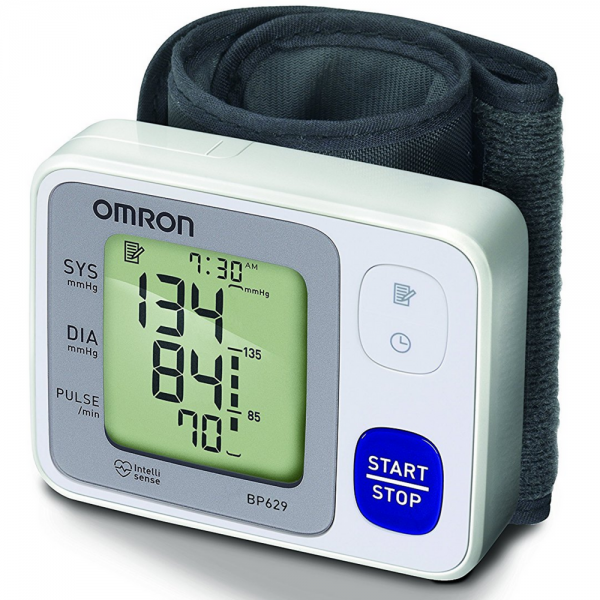 Omron 3 Series Wrist Blood Pressure Monitor 1 ea
