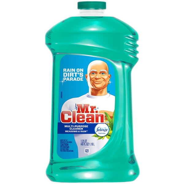 Mr. Clean with Febreeze Freshness Multi-Purpose Cleaner, Mea