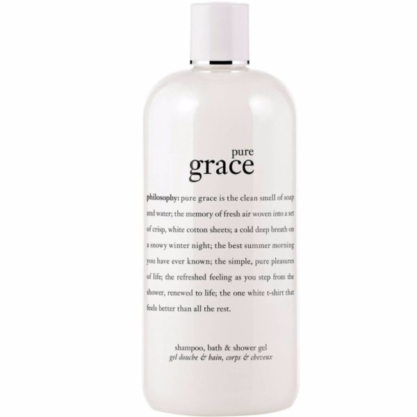 Philosophy  Pure Grace Shampoo, Bath & Shower Gel Shower Gel