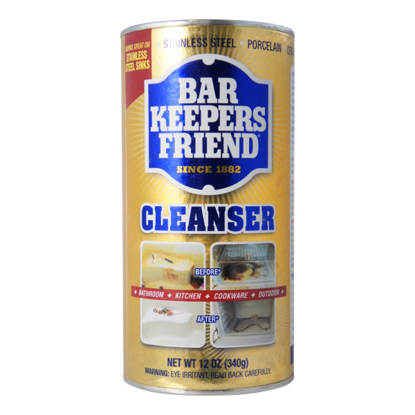 Bar Keepers Friend All-Purpose Cleaner & Polish 12 oz