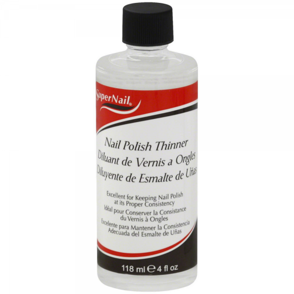 Super Nail Polish Thinner 4 oz