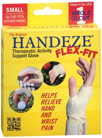 HANDEZE Flex-Fit Glove Small 1 Each