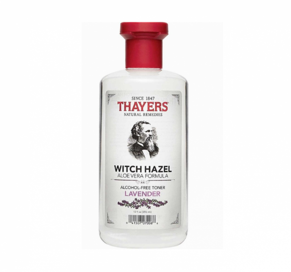 Thayers Alcohol-Free Witch Hazel with Organic Aloe Vera Form