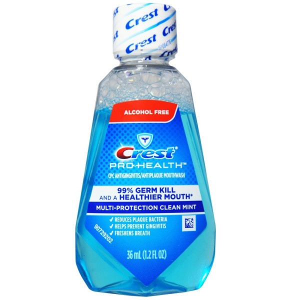 Crest Pro-Health  Mouthwash, Alcohol Free, Multi-Protection