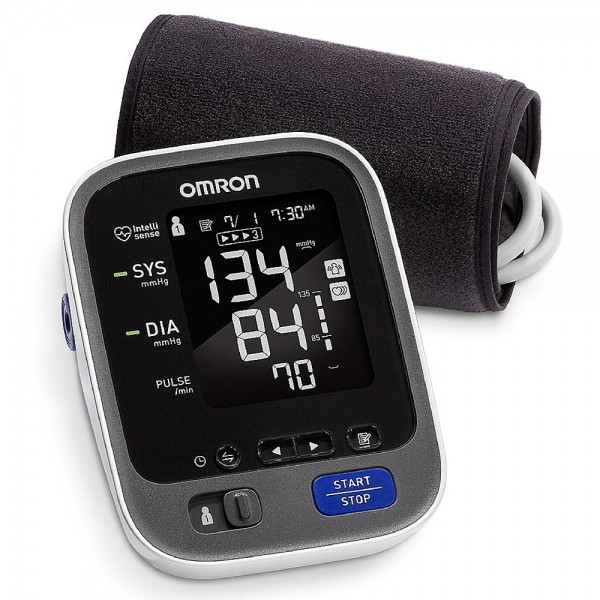 Omron 10 Series Upper Arm Blood Pressure Monitor with Blueto
