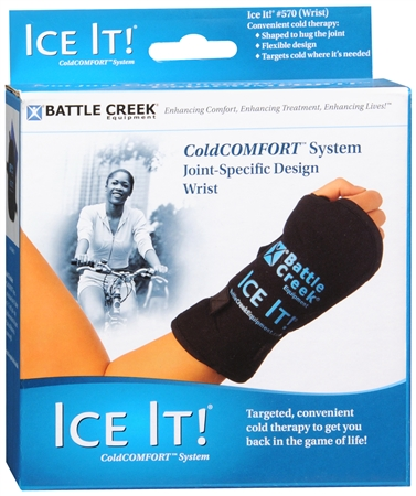 Image of 'ice it' Deluxe Wrap Model 570 1 Each