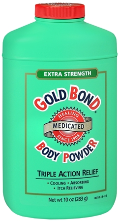 Gold Bond Body Powder Medicated Extra Strength 10 oz