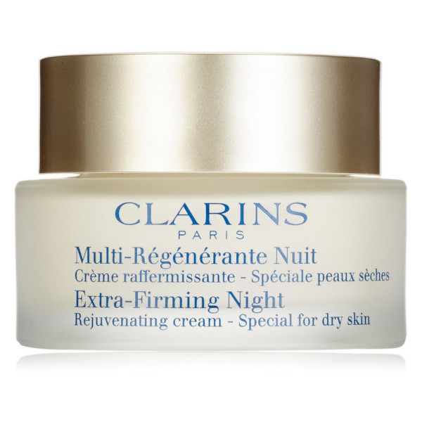 Clarins Extra Firming Night Cream for Dry Skin 1.6 oz