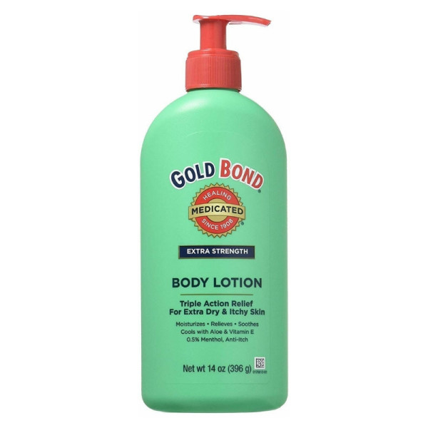 Gold Bond Body Lotion Medicated Extra Strength 14 oz